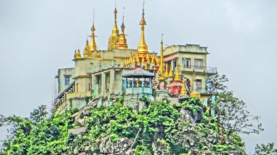 Mount Popa : Magical place
