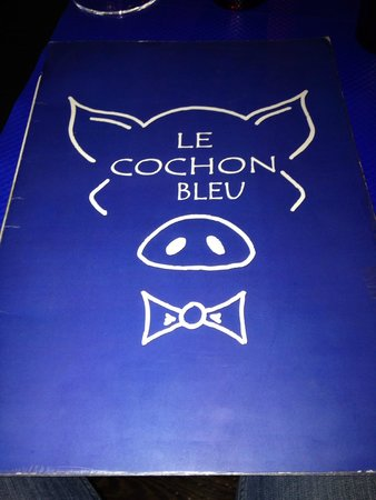 Restaurante Le Cochon Bleu