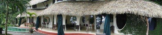 Las Nubes Natural Energy Resort: la pièce principale