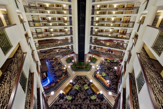 atrium view picture of wyndham dallas suites park