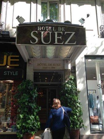 Hotel de Suez : Ótimo Hotel