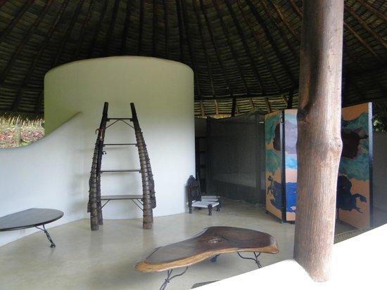 Las Nubes Natural Energy Resort: l'une des chambres