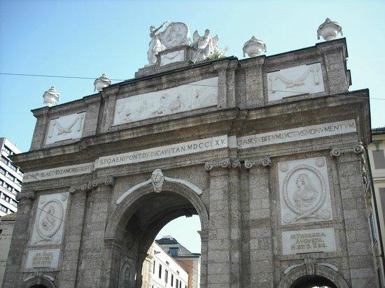 Triumphal Arch (Triumphpforte) : Triumphpforte