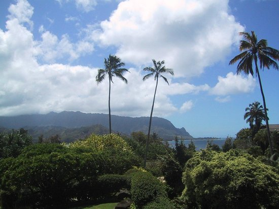 Hanalei Bay Resort : Room w/a view