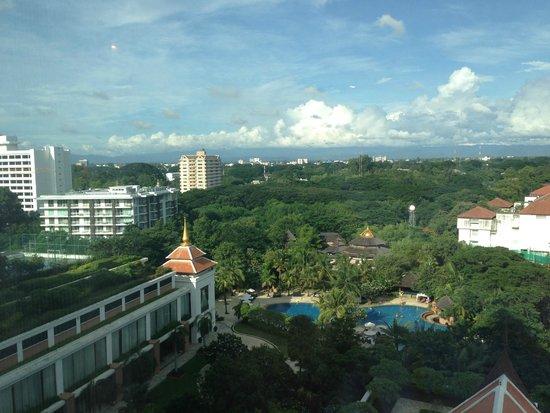 Shangri-La Hotel, Chiang Mai: Stunning view!