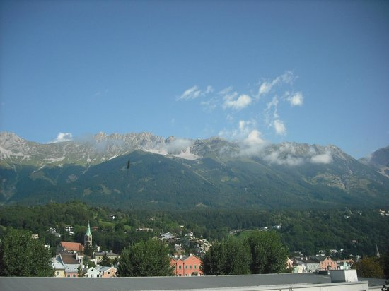 Innsbrucker Nordkettenbahnen: Alpes