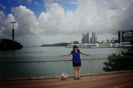Hotel Clover 5 HongKong Street: Beautiful vistas