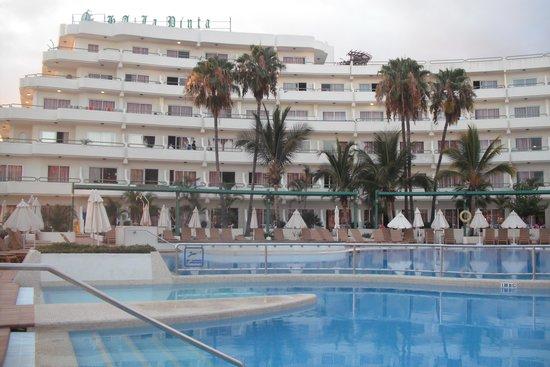 HOVIMA La Pinta: piscina e hotel