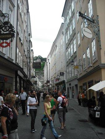 Salzburg's Old Town: Old Town