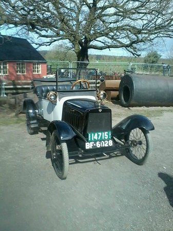 Beamish Museum: A car I want