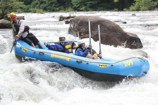 Wildwater Rafting - Ocoee: White water rafting on the Ocoee River