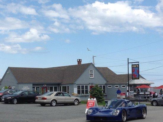 Fox's Lobster House