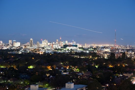 The Sebel Residence Chatswood: View from one bedroom suite
