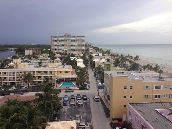 Hollywood Beach Marriott: Great View