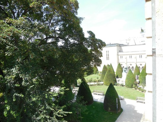 Musée Rodin : Gardens