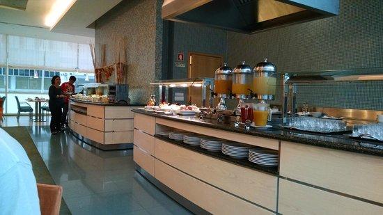 SANA Malhoa Hotel : Café-da-manhã