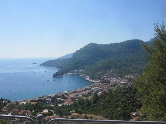 Loryma Resort: Turunc from Oxygen Bar
