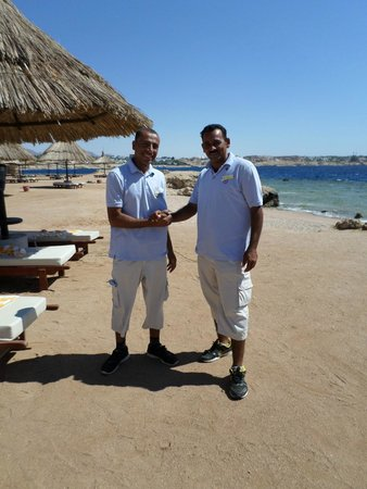 Sheraton Sharm Hotel, Resort, Villas & Spa : My best friends