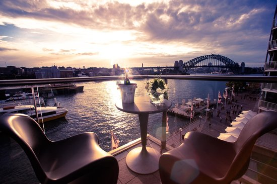 Pullman Quay Grand Sydney Harbour: View from Two bedroom Harbour view suite