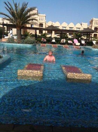 Hotel Riu Touareg : adult pool