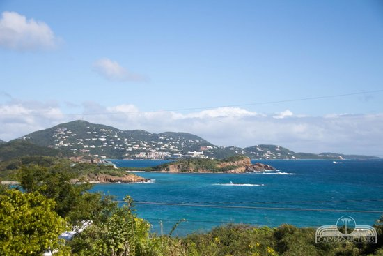Virgin Islands Campground : View from the Common Area