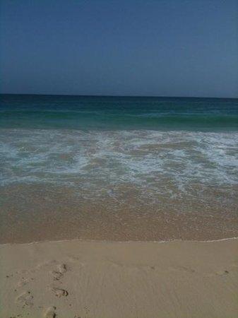 Hotel Riu Touareg : the beach 2