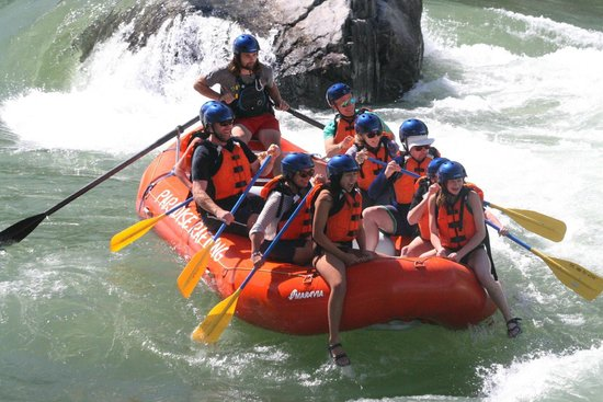 Paradise Adventure Company: July 2014 Paradise Adventure rafting trip