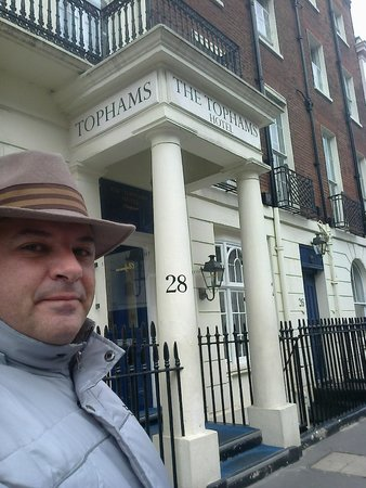 The Tophams Hotel Belgravia : HOTEL TOPHAMS