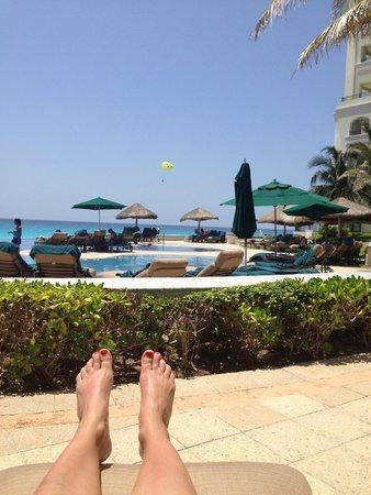 JW Marriott Cancun Resort & Spa: Pool view