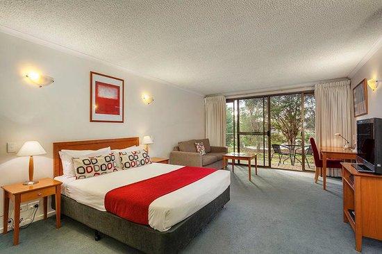 Quality Inn & Suites Knox: Studio Apartment