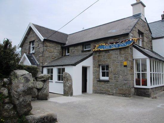 The New Inn: New Inn Tresco