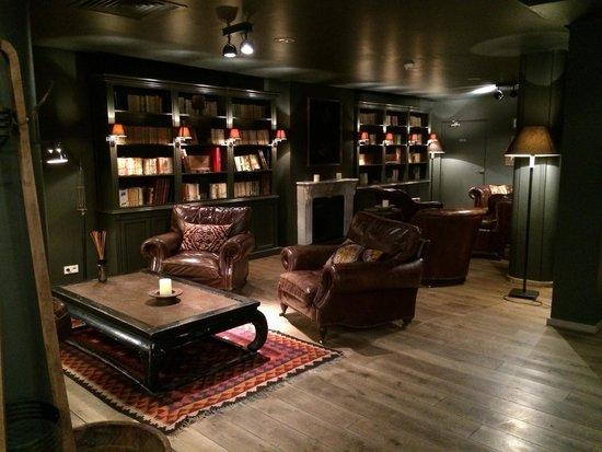 Hotel Pulitzer: Salon classique