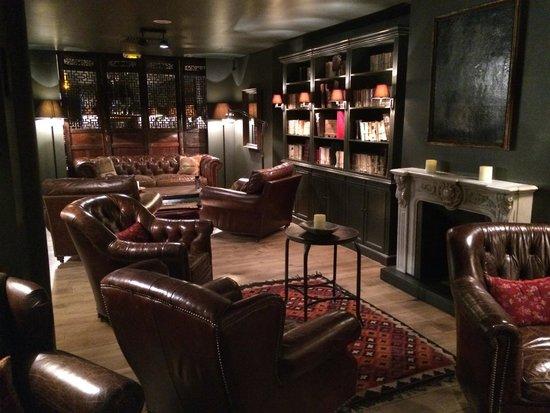 Hotel Pulitzer : Salon classique