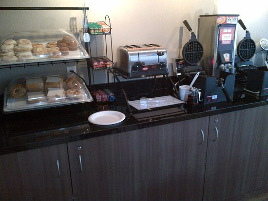 Comfort Inn - New Glasgow: Breakfast area