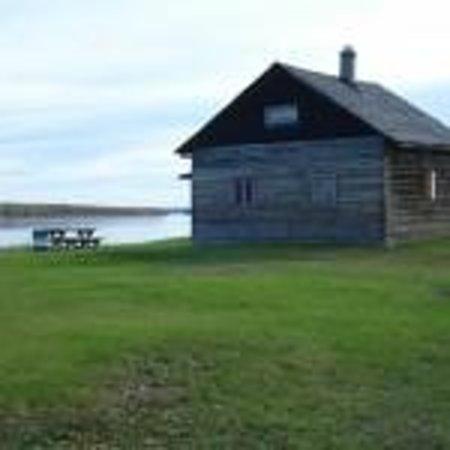 MacPherson House, a Village of Fort Simpson Municipal Historic Site