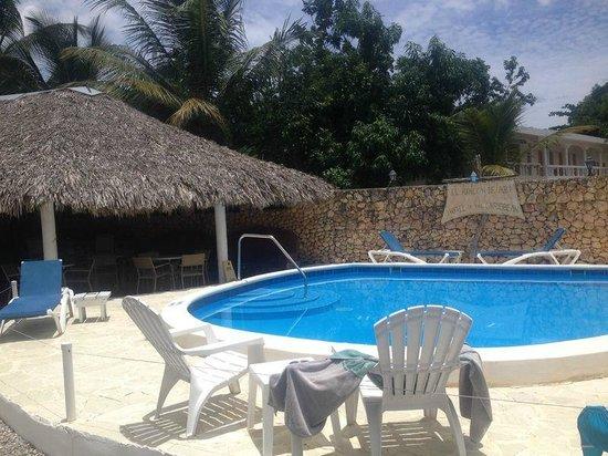 El Rincon De Abi : Pool
