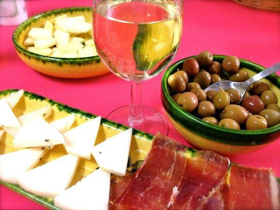 Olive Oil Tour: The tasting