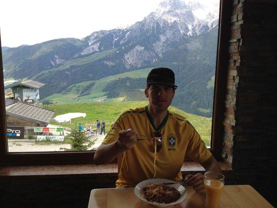 Leoganger Bergbahnen: Asitz Berbahn