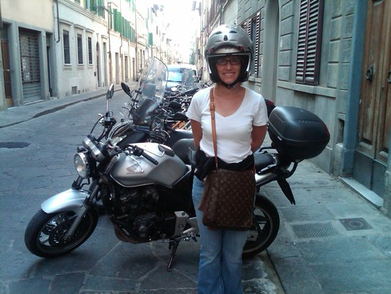 Tuscany Motorcycles Rental