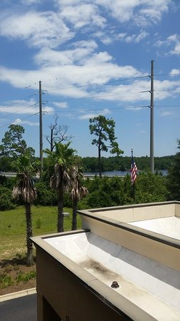 Hampton Inn Niceville-Eglin Air Force Base: Bay Side