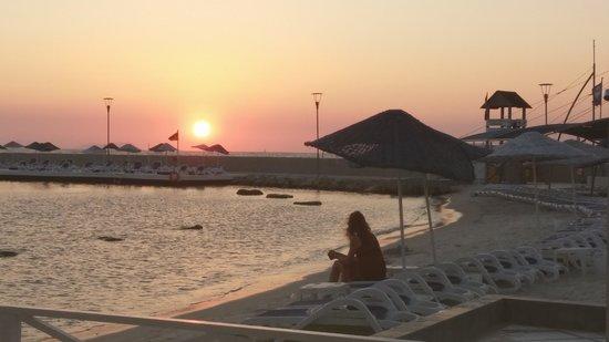 La Blanche Resort & Spa : La Blancede Aksam Uzeri