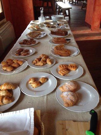 Collina Toscana Resort: Breakfast