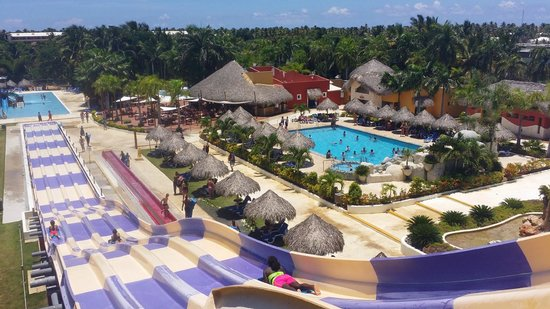 Sirenis Punta Cana Resort Casino & Aquagames: Aquagame