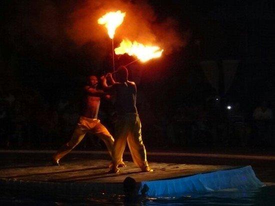 BelleVue Dominican Bay: El Show THE WATER