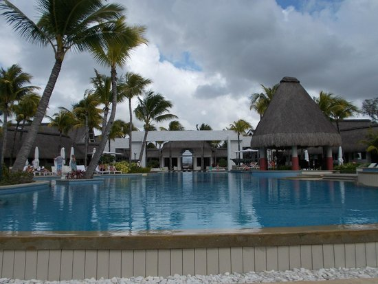 Ambre Mauritius : From the beach
