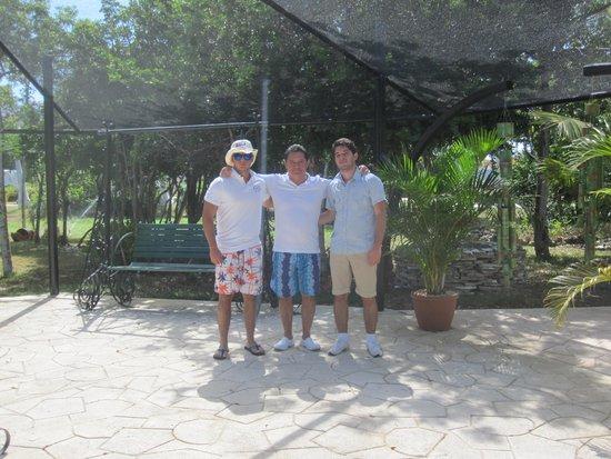 Paradisus Varadero Resort & Spa: Mis Hijos y yo
