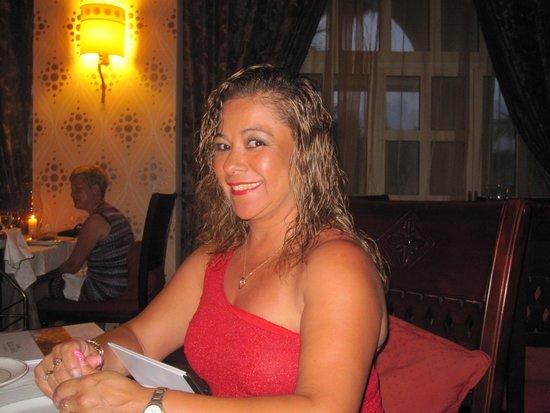 Paradisus Varadero Resort & Spa: Mi linda esposa
