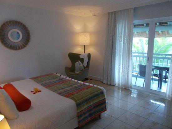Ambre Mauritius : Bedroom - room 836