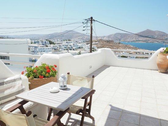 Yades Suites-Apartments-SPA: balcony
