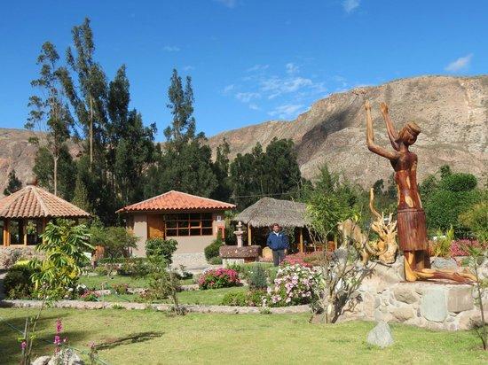 Inti Nan Hotel : Jardines del Hotel